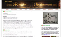 Rossini - Italian Restaurant in Wokingham, Berkshire, UK