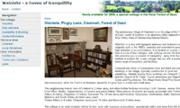Self Catering Holiday Cottage in the Forest of Dean
