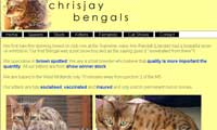 Chrisjay Bengals - Bengal Cat Breeder